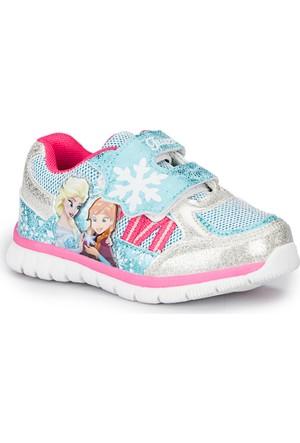 Frozen Mımy Gümüş Kız Çocuk Athletic Ayakkabı