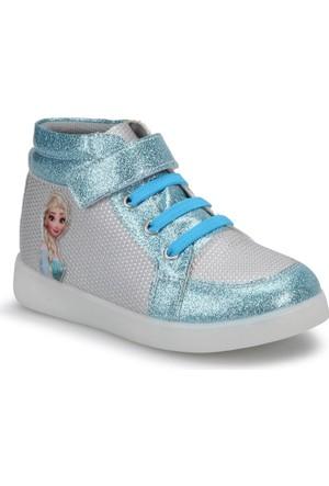 Frozen Celya Mavi Kız Çocuk Sneaker Ayakkabı