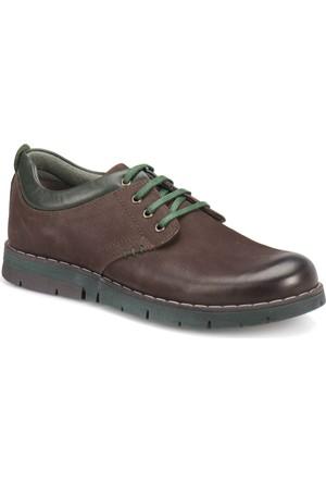 Forester 350 Kahverengi Erkek Deri City Ayakkabı