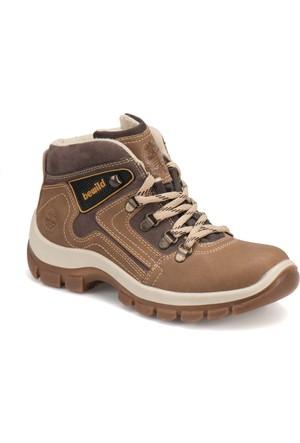 I Cool 5005-56 Taba Erkek Çocuk Outdoor Ayakkabı
