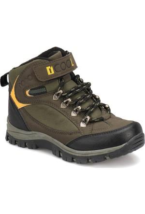 I Cool Ic102 Haki Erkek Çocuk Outdoor Ayakkabı