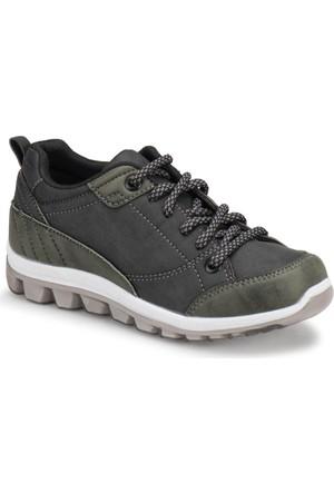 I Cool Ic121 Siyah Haki Erkek Çocuk Outdoor Ayakkabı