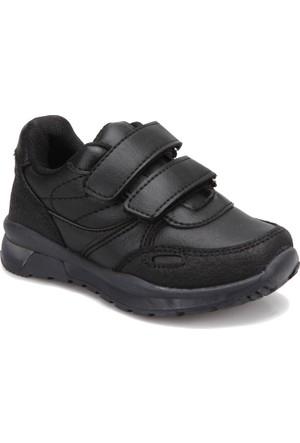 Yellow Kids Yk107 Siyah Erkek Çocuk Athletic Ayakkabı