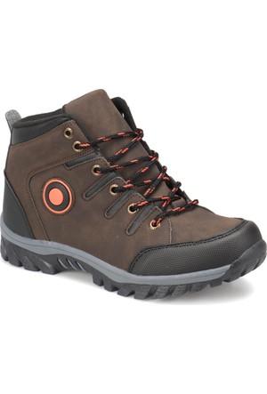 I Cool Pnm209 Kahverengi Erkek Çocuk Outdoor Ayakkabı