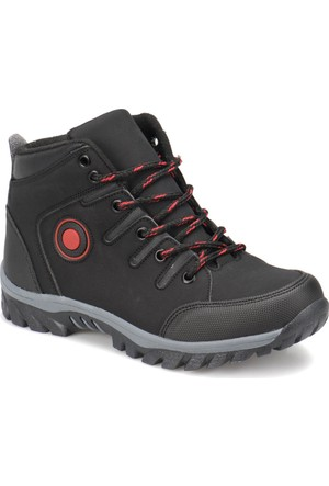 I Cool Pnm209 Siyah Erkek Çocuk Outdoor Ayakkabı