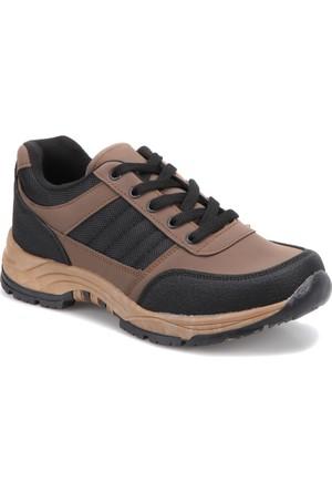 I Cool Ic122 Kahverengi Erkek Çocuk Outdoor Ayakkabı