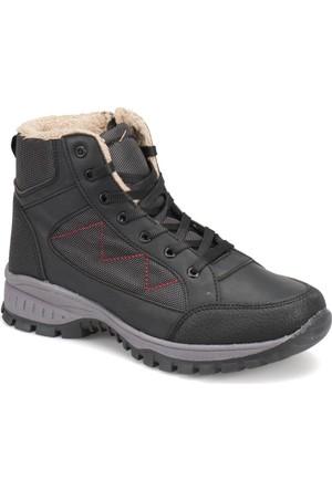 I Cool Ic135 Siyah Erkek Çocuk Outdoor Ayakkabı
