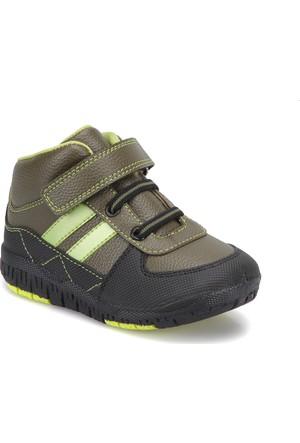 I Cool Shot Koyu Yeşil Erkek Çocuk Outdoor Ayakkabı