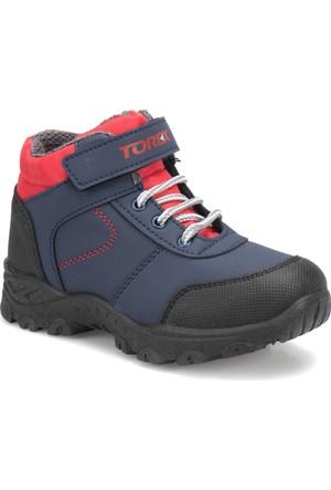 I Cool Gun Hı Lacivert Kırmızı Erkek Çocuk Outdoor Ayakkabı