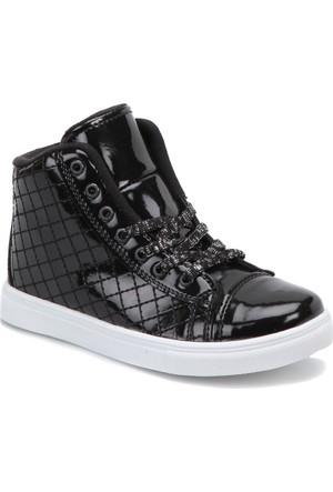 Seventeen Svf46 Siyah Kız Çocuk Sneaker Ayakkabı