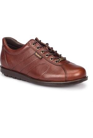 Dockers By Gerli 205372 Kızıl Kahve Kadın Deri Modern Ayakkabı