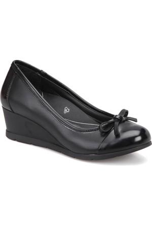 Polaris 5 Nokta 72.110106.Z Siyah Kadın Ayakkabı