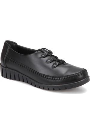 Polaris 72.158030.Z Siyah Kadın Anne Ayakkabısı
