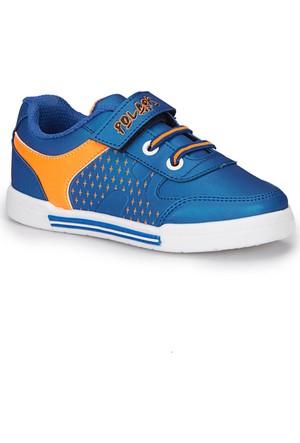 Polaris 72.509794.P Mavi Erkek Çocuk Sneaker Ayakkabı