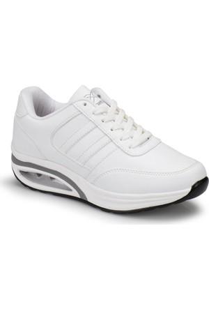 Kinetix Nelıa W Beyaz Kadın Sneaker Ayakkabı