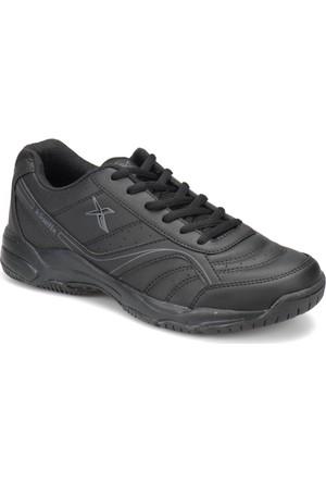 Kinetix Marcelo Siyah Koyu Gri Erkek Tenis Ayakkabısı