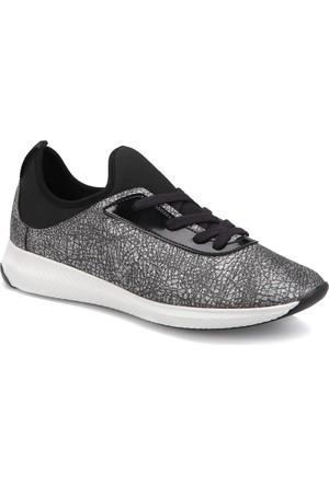 Art Bella Cw17010 Siyah Kadın Athletic Ayakkabı