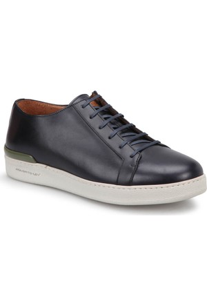 Roberto Ley 15445 Siyah Erkek Deri Modern Ayakkabı