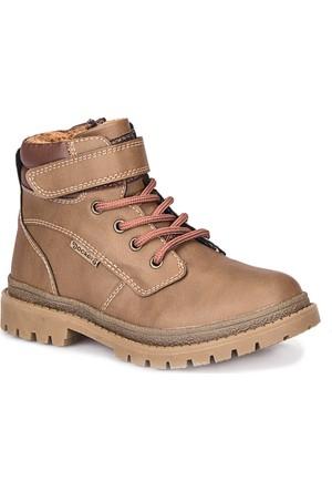 Dockers By Gerli 219831 Koyu Bej Erkek Çocuk Sneaker Ayakkabı