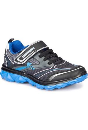 Lumberjack Dover Siyah Mavi Erkek Çocuk Sneaker Ayakkabı