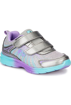 Lumberjack Elegant Gri Kız Çocuk Sneaker Ayakkabı