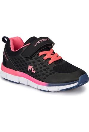 Lumberjack Mıss Siyah Kız Çocuk Sneaker Ayakkabı
