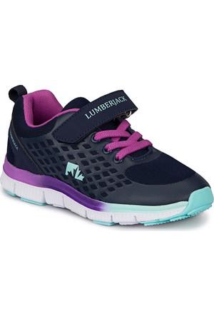 Lumberjack Mıss Lacivert Kız Çocuk Sneaker Ayakkabı