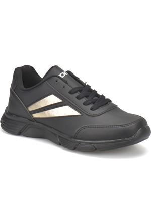 Torex Lıbra W Siyah Altın Erkek Sneaker Ayakkabı