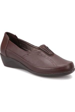 Polaris 72.158020Zb Kahverengi Kadın Ayakkabı