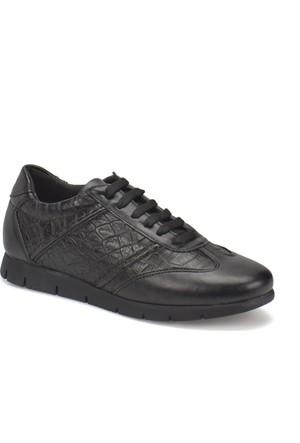 Travel Soft Trv1014 Siyah Kadın Basic Comfort Ayakkabı