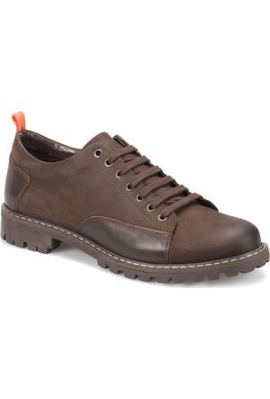 Forester 912 Kahverengi Erkek Deri City Ayakkabı