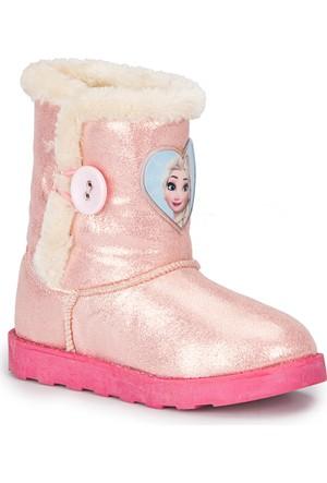 Frozen Esy Pembe Kız Çocuk Ugg Bot