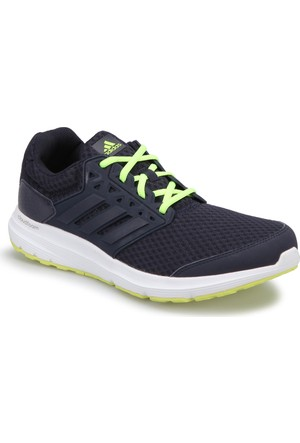 Adidas Galaxy 3 W-1 Lacivert Yeşil Erkek Koşu Ayakkabısı