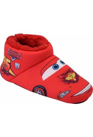 Cars 90020 Ec Kırmızı Erkek Çocuk Panduf