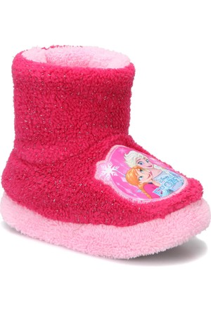 Frozen 92027 Pk Pembe Kız Çocuk Panduf