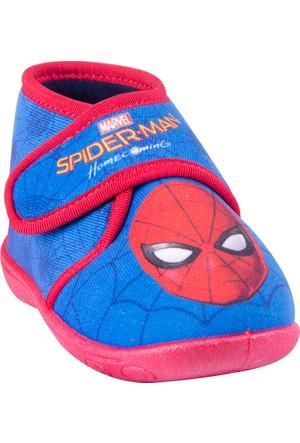 Spiderman 92238 Be Lacivert Erkek Çocuk Panduf