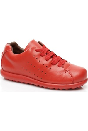 Camper Pelotas Ariel Çocuk Kırmızı Sneaker K800058.005