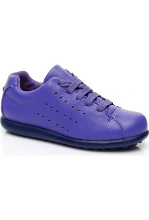 Camper Pelotas Ariel Çocuk Mor Sneaker K800058.006