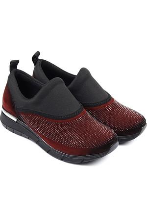 Gön Kadın Ayakkabı Bordo 32610