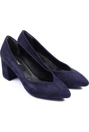 Gön Kadın Ayakkabı Lacivert 33772