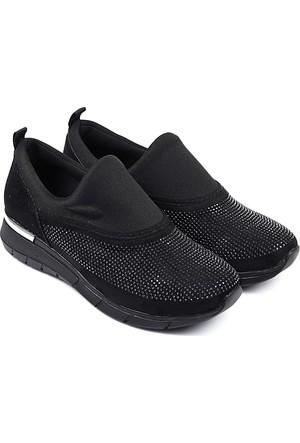 Gön Kadın Ayakkabı Siyah 32610