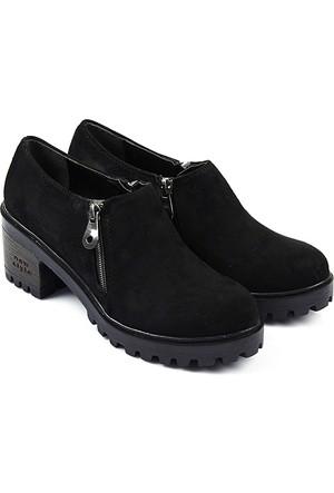 Gön Kadın Ayakkabı Siyah 40203