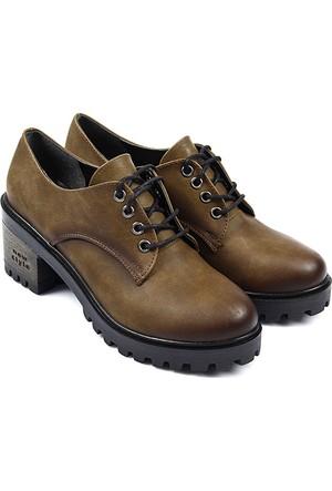Gön Kadın Ayakkabı Taba 40106