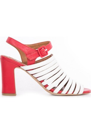 İlvi Littes 13507 Sandalet Beyaz