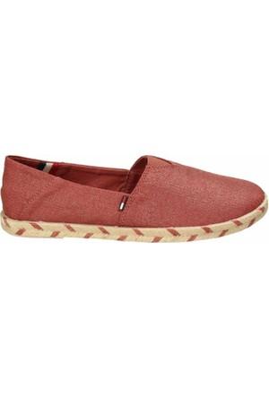 Tommy Hilfiger Sarı3D1-030 Kadın Günlük Ayakkabı