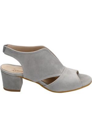 Ayakkabı - Gri - Zenneshoes