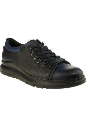 Alisolmaz 1017 Bağli Casual Lacivert Erkek Ayakkabı