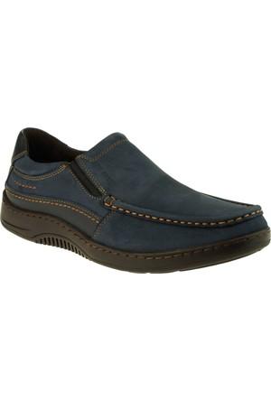 Alisolmaz 307 Makosen Lacivert Erkek Ayakkabı