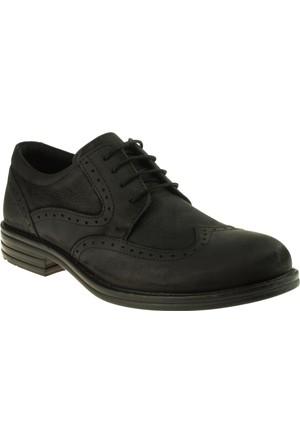 Alisolmaz 5357 Bağli Casual Siyah Erkek Ayakkabı