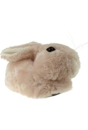 Twigy L0521 Tw Zulu Tavşan Pembe Kadın Panduf